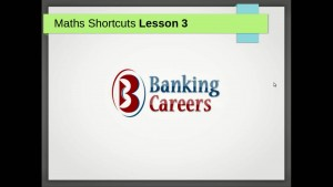 Shortcuts Lesson 3: How To Calculate Squares Of Large Numbers