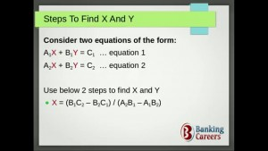 Shortcuts Lesson 5: Solve Equations With 2 Variables In 20 Seconds