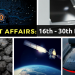 Improve Current Affairs: Know 60 Important Happenings Between 16th November to 30th November 2016