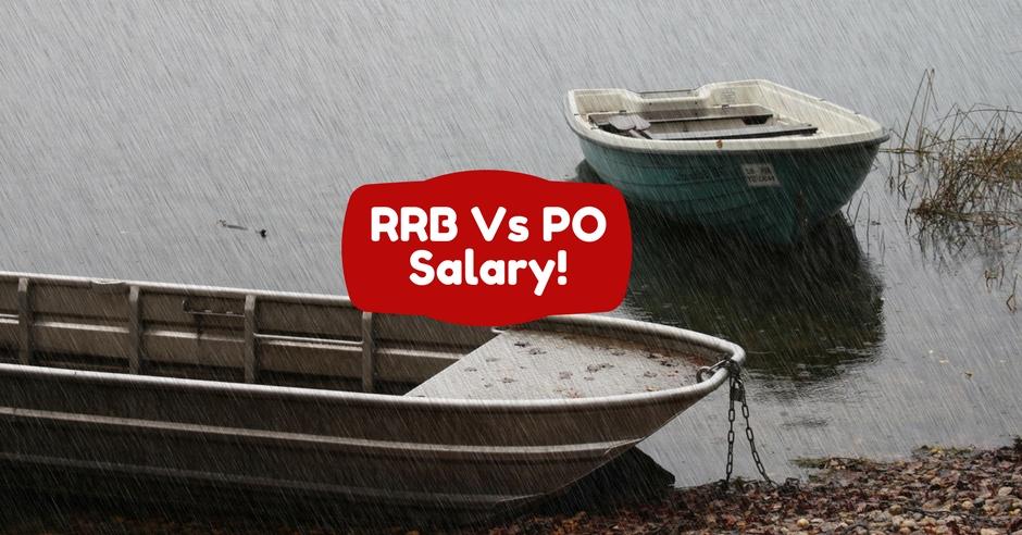 RRB vs PO