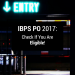 IBPS PO 2017: Check If You Are Eligible (Based On 2016 Data)