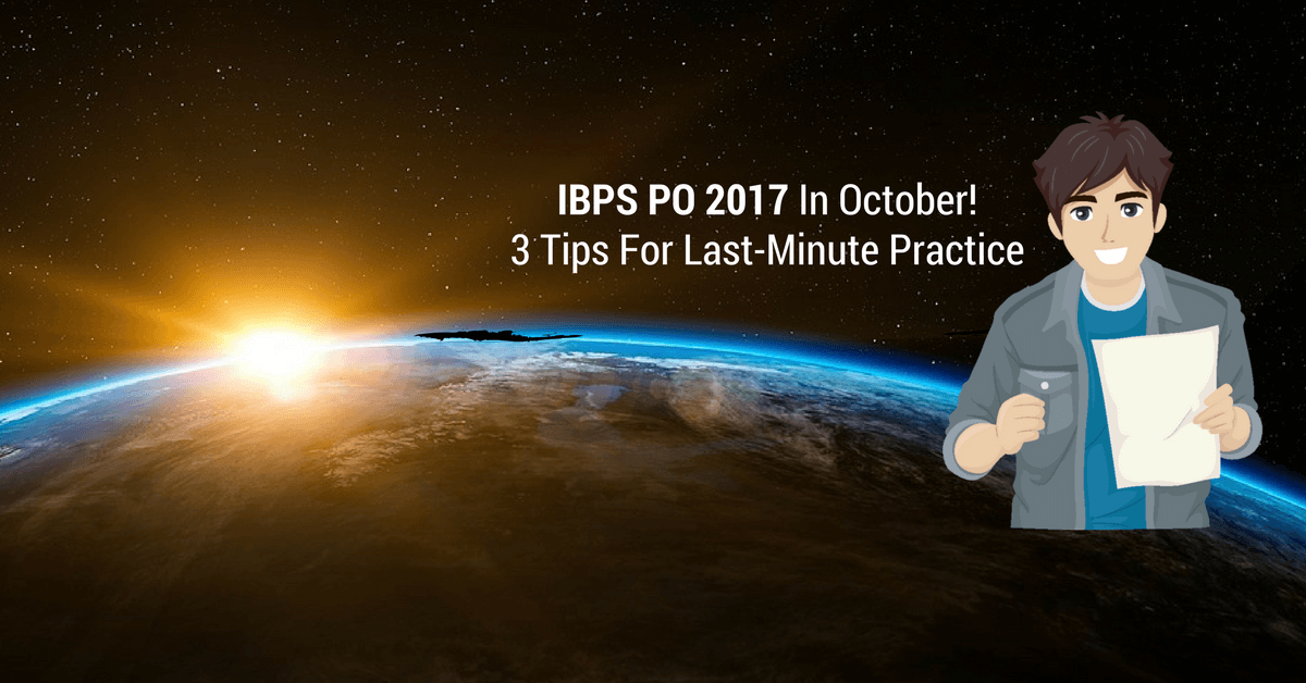 IBPS PO Practice Tips